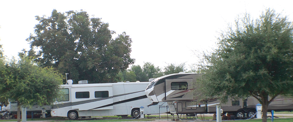Alamo River Rv Ranch And Campground Rv Fishing Sites